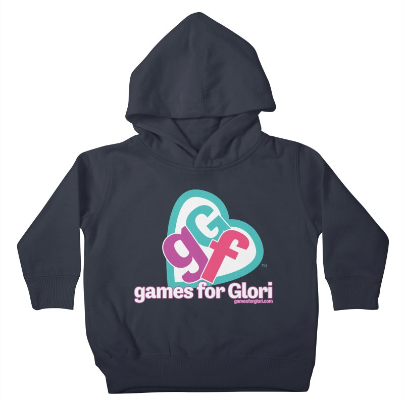 Games for Glori Kids Toddler Pullover Hoody by Games for Glori Shop