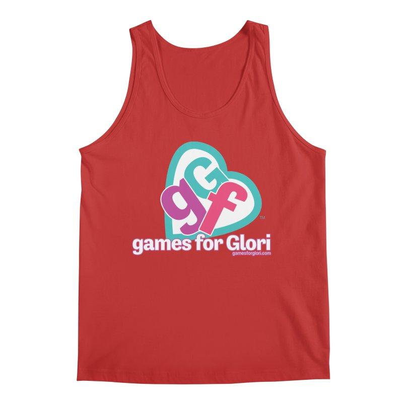 Games for Glori Men's Regular Tank by Games for Glori Shop