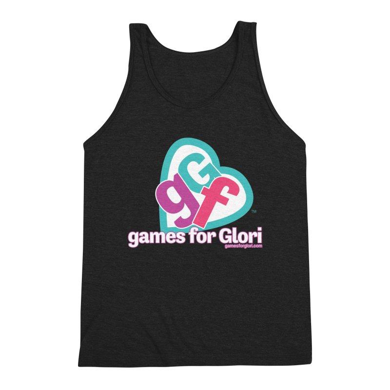 Games for Glori Men's Triblend Tank by Games for Glori Shop