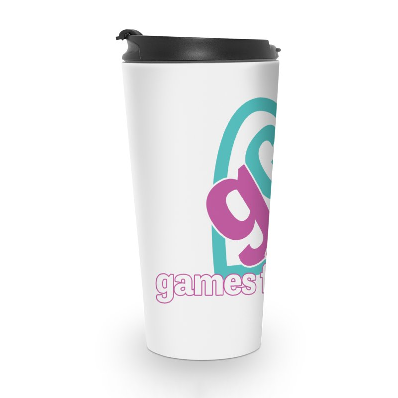 Games for Glori Accessories Travel Mug by Games for Glori Shop
