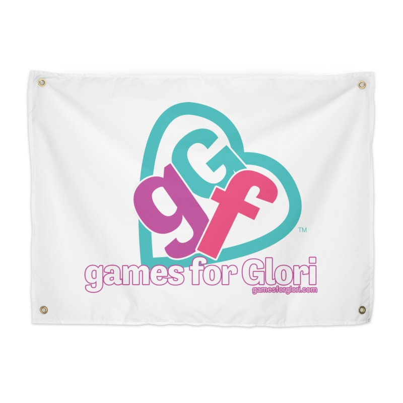 Games for Glori Home Tapestry by Games for Glori Shop