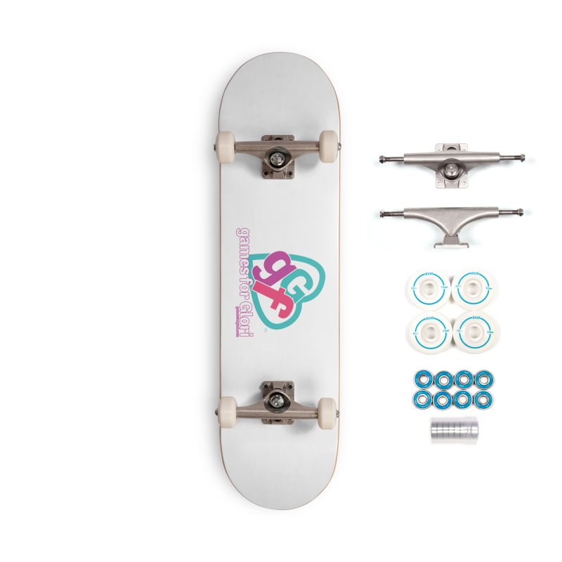 Games for Glori Accessories Complete - Basic Skateboard by Games for Glori Shop