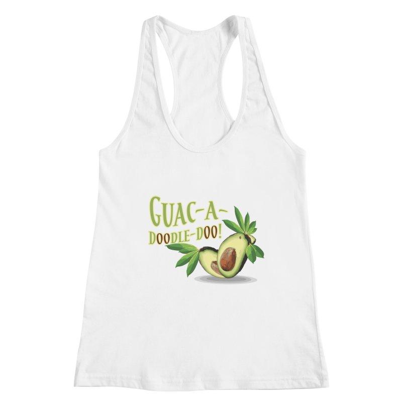 Guac-A-Doodle-Doo Women's Tank by Games for Glori Shop