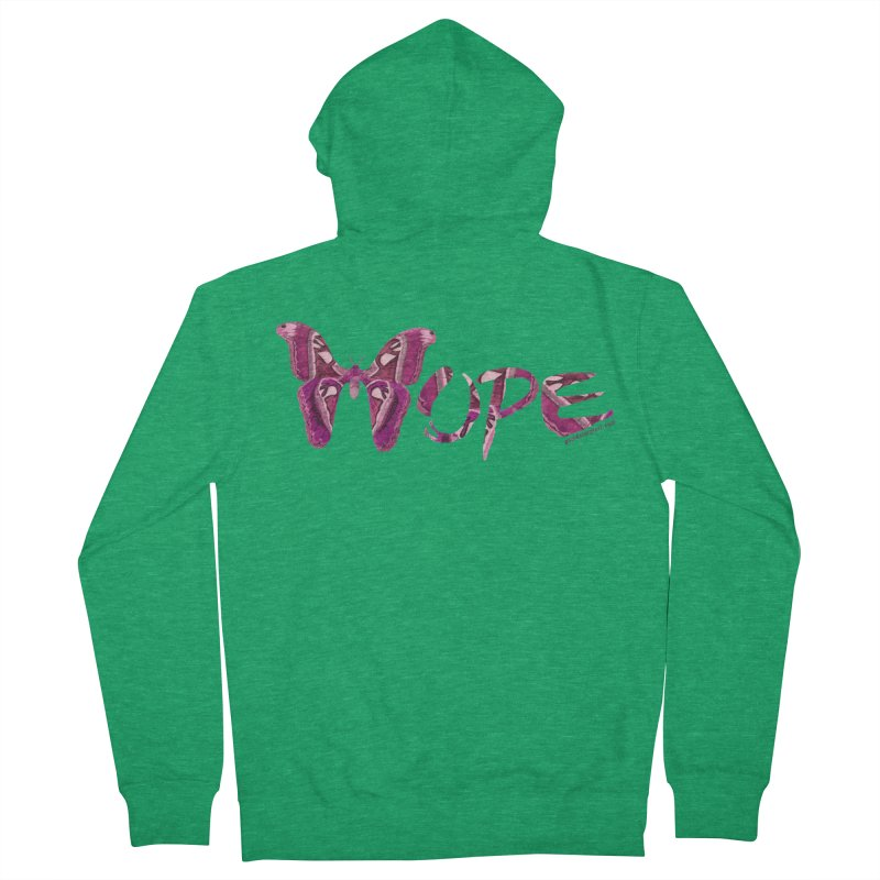 Hope Women's French Terry Zip-Up Hoody by Games for Glori Shop