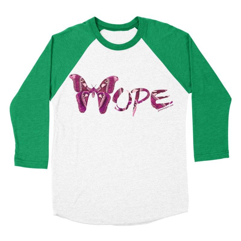Hope Women's Baseball Triblend Longsleeve T-Shirt by Games for Glori Shop
