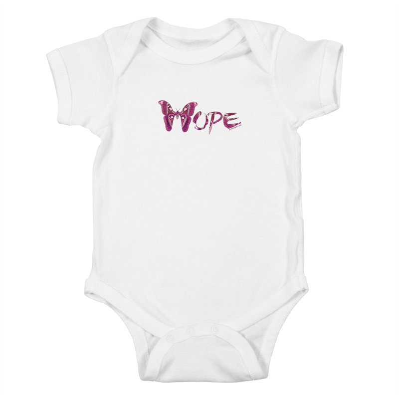 Hope Kids Baby Bodysuit by Games for Glori Shop