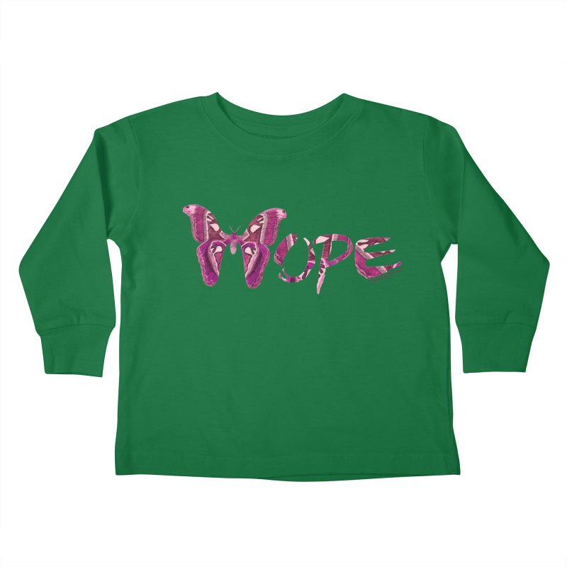 Hope Kids Toddler Longsleeve T-Shirt by Games for Glori Shop