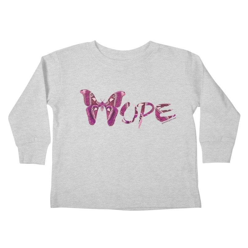 Hope Kids Toddler Longsleeve T-Shirt by Games for Glori Shop