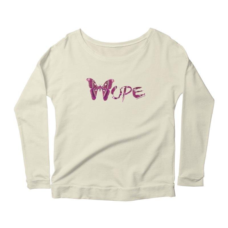 Hope Women's Scoop Neck Longsleeve T-Shirt by Games for Glori Shop