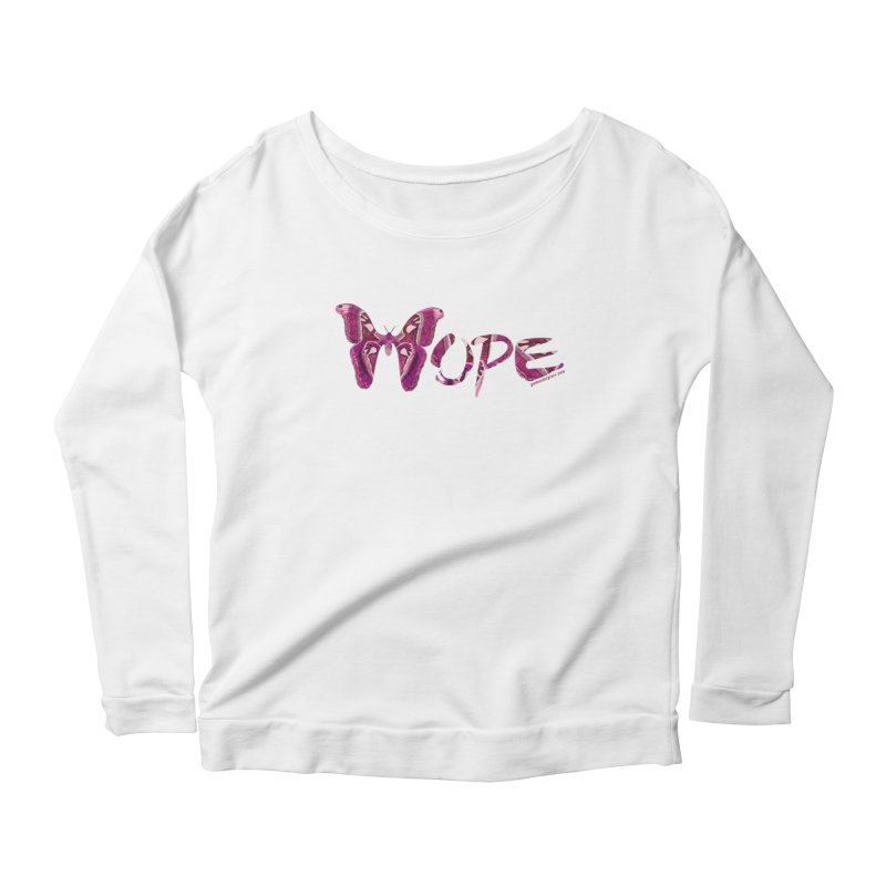Hope Women's Scoop Neck Longsleeve T-Shirt by Games for Glori Shop