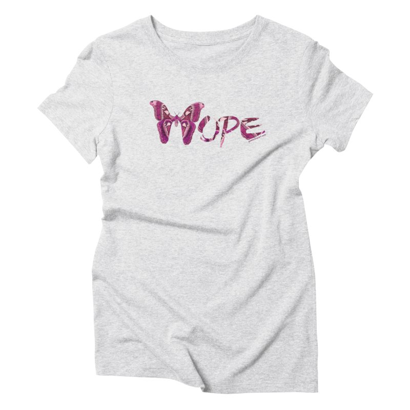 Hope Women's Triblend T-Shirt by Games for Glori Shop