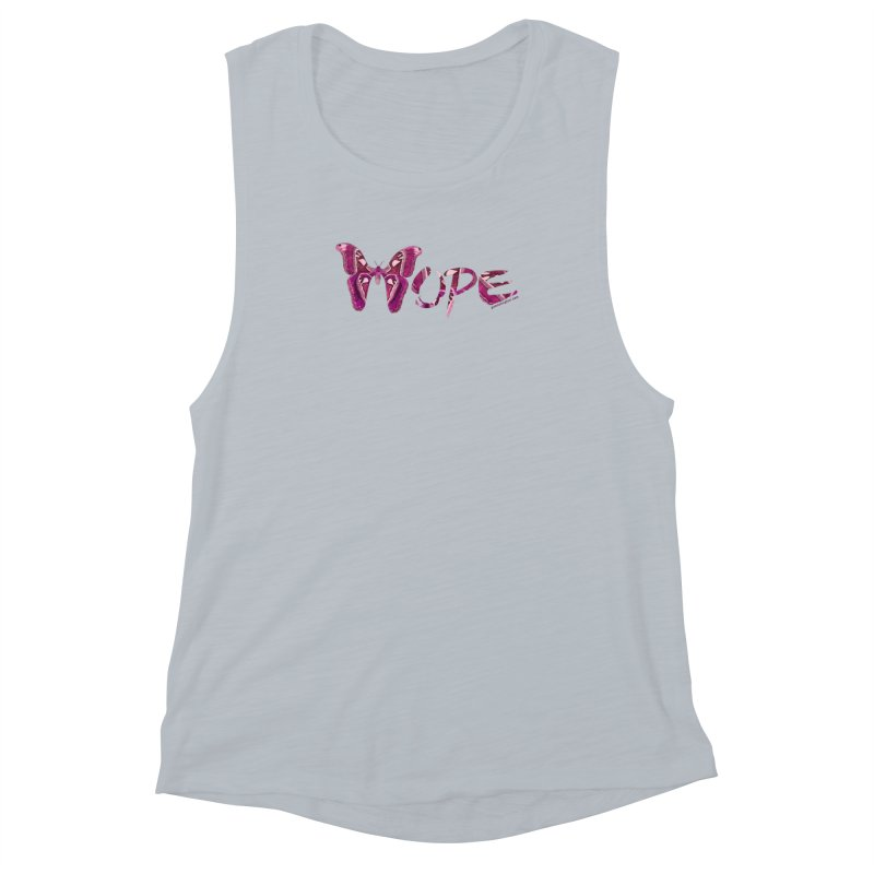 Hope Women's Muscle Tank by Games for Glori Shop