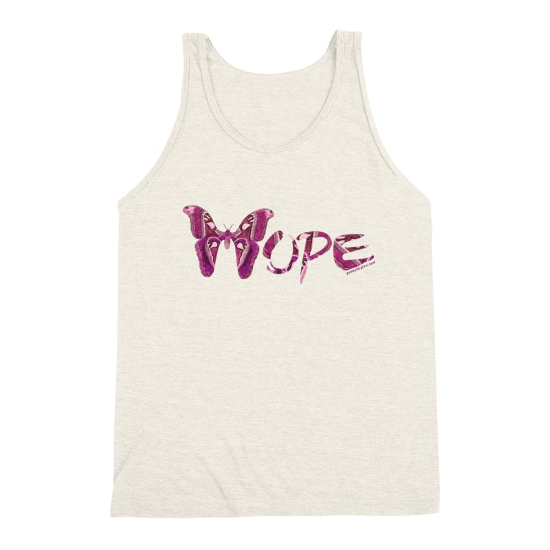 Hope Men's Triblend Tank by Games for Glori Shop