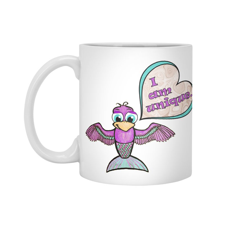 I am unique Accessories Standard Mug by Games for Glori Shop