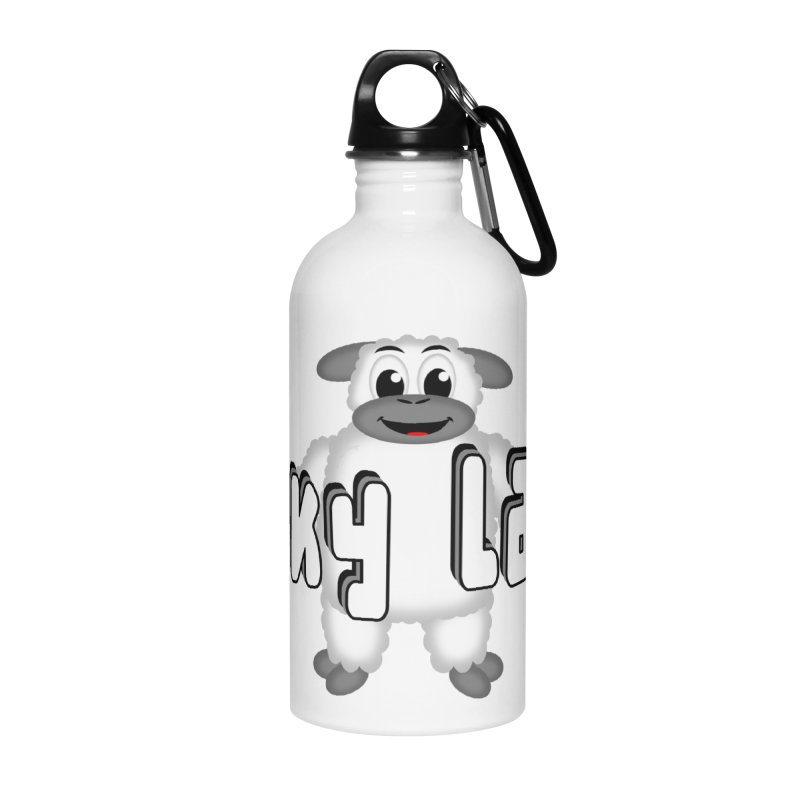 Looky Lamb Accessories Water Bottle by Games for Glori Shop