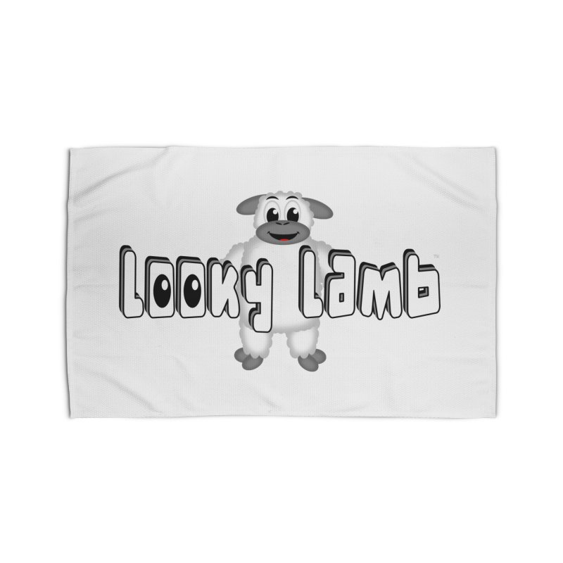 Looky Lamb Home Rug by Games for Glori Shop