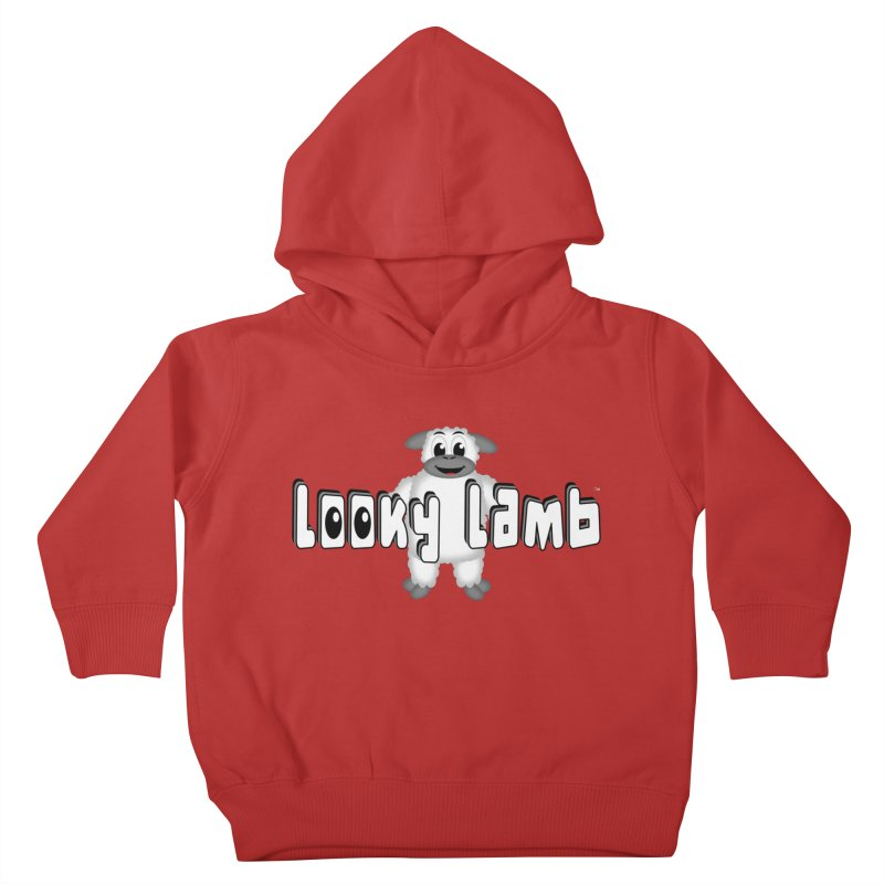 Looky Lamb Kids Toddler Pullover Hoody by Games for Glori Shop