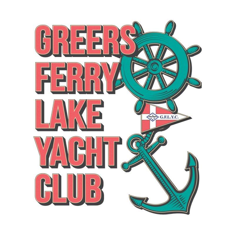 GFLYC Retro by Greers Ferry Lake Yacht Club