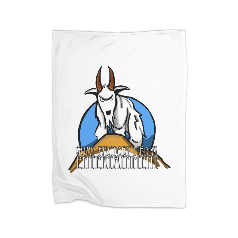 The Original GOAT Home Blanket by GFMEDIA - Goat Town Mall