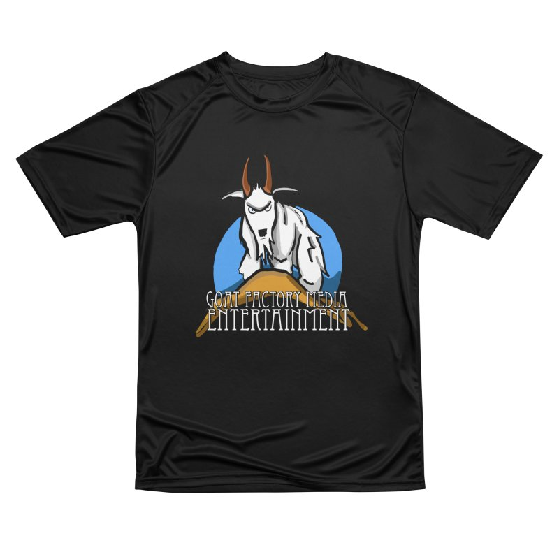 The Original GOAT Men's T-Shirt by GFMEDIA - Goat Town Mall
