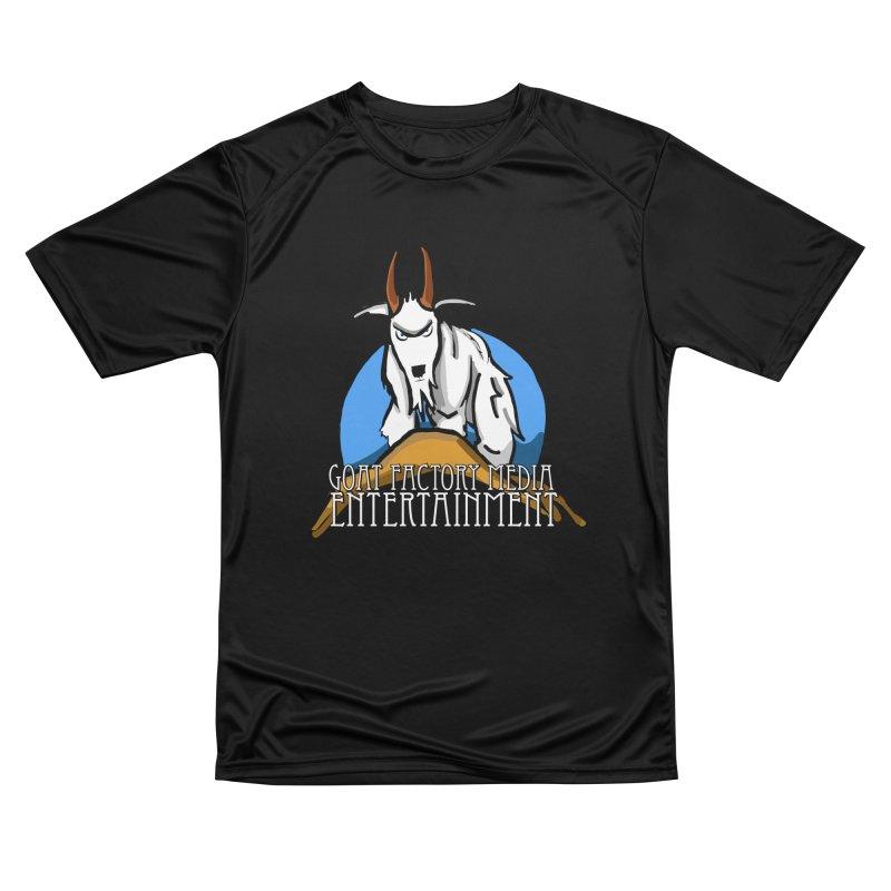 The Original GOAT Women's T-Shirt by GFMEDIA - Goat Town Mall