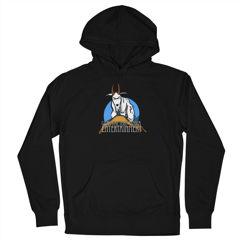 The Original GOAT Women's Pullover Hoody by GFMEDIA - Goat Town Mall