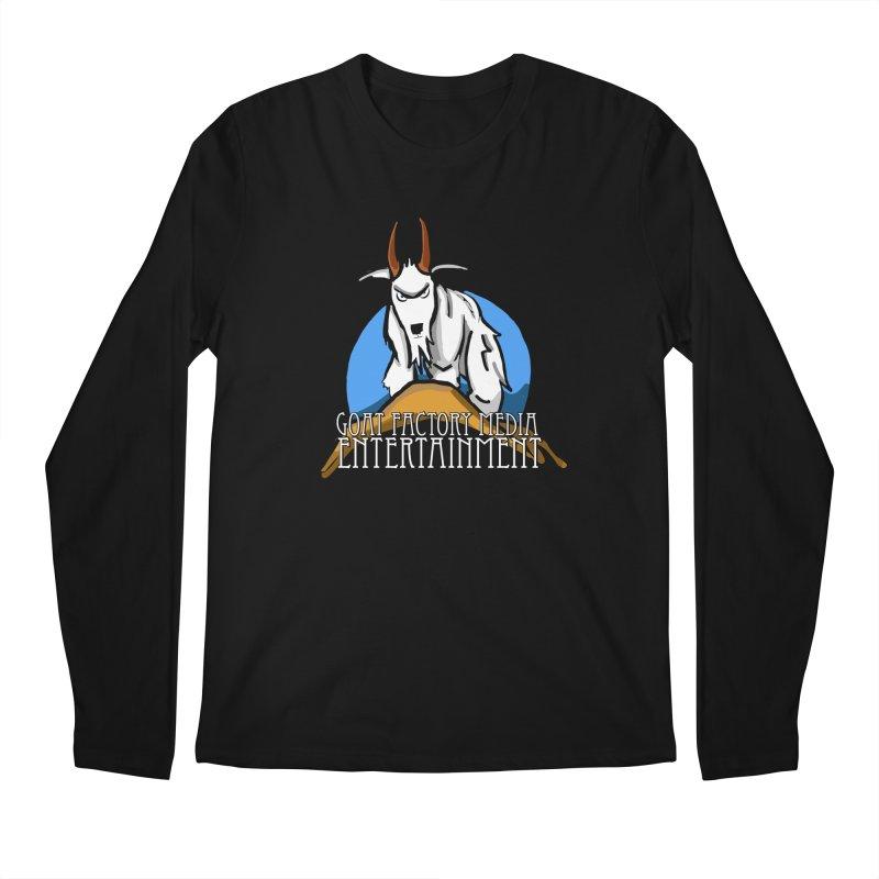 The Original GOAT Men's Longsleeve T-Shirt by GFMEDIA - Goat Town Mall