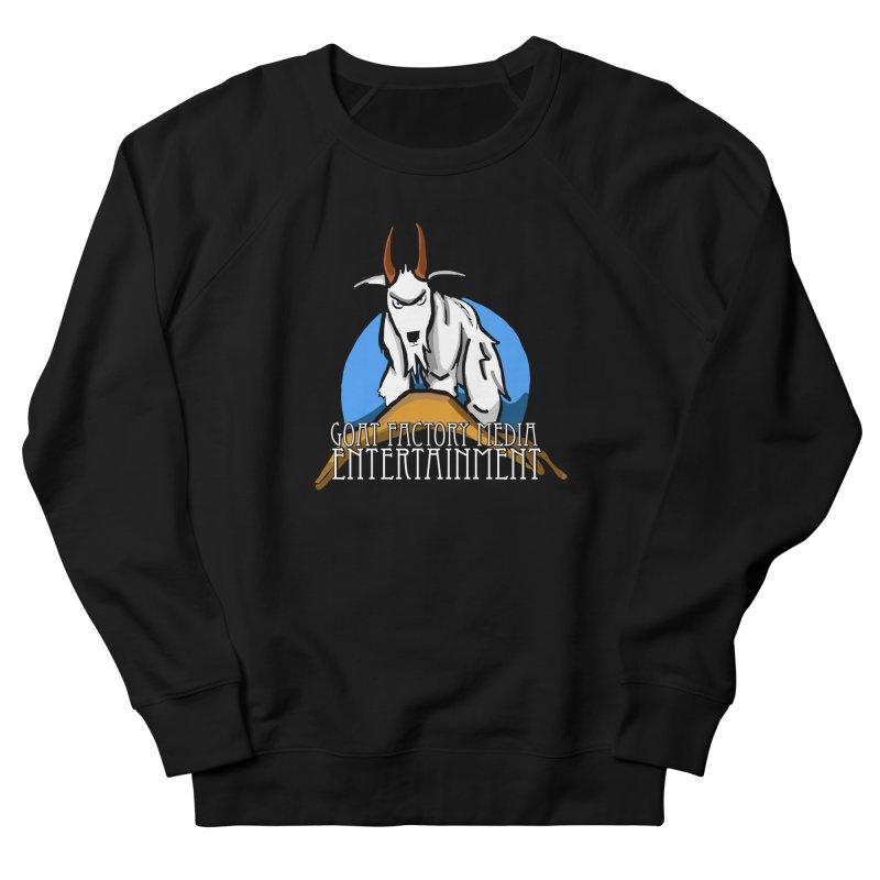 The Original GOAT Men's Sweatshirt by GFMEDIA - Goat Town Mall