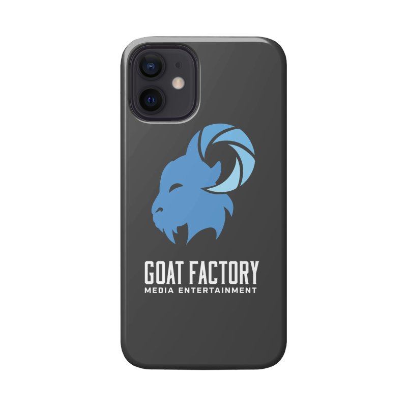 The New Goat Accessories Phone Case by GFMEDIA - Goat Town Mall