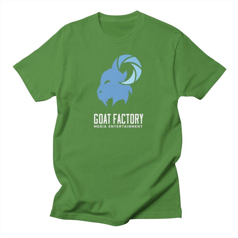 The New Goat Men's T-Shirt by GFMEDIA - Goat Town Mall