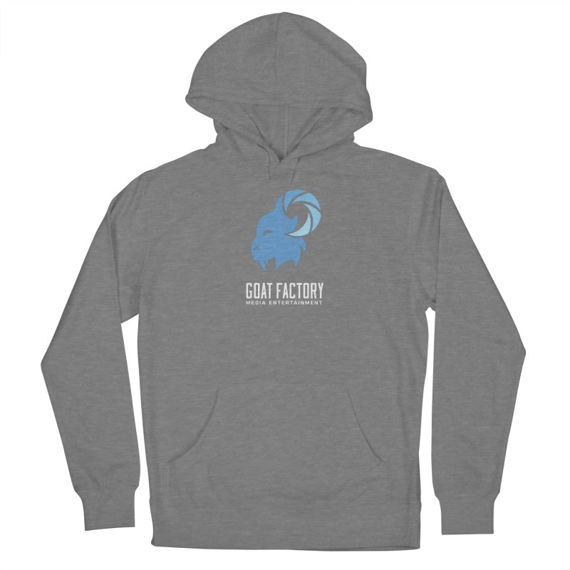 The New Goat Women's Pullover Hoody by GFMEDIA - Goat Town Mall