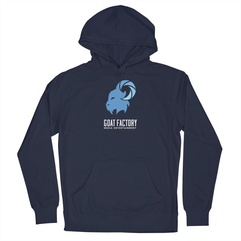 The New Goat Men's Pullover Hoody by GFMEDIA - Goat Town Mall