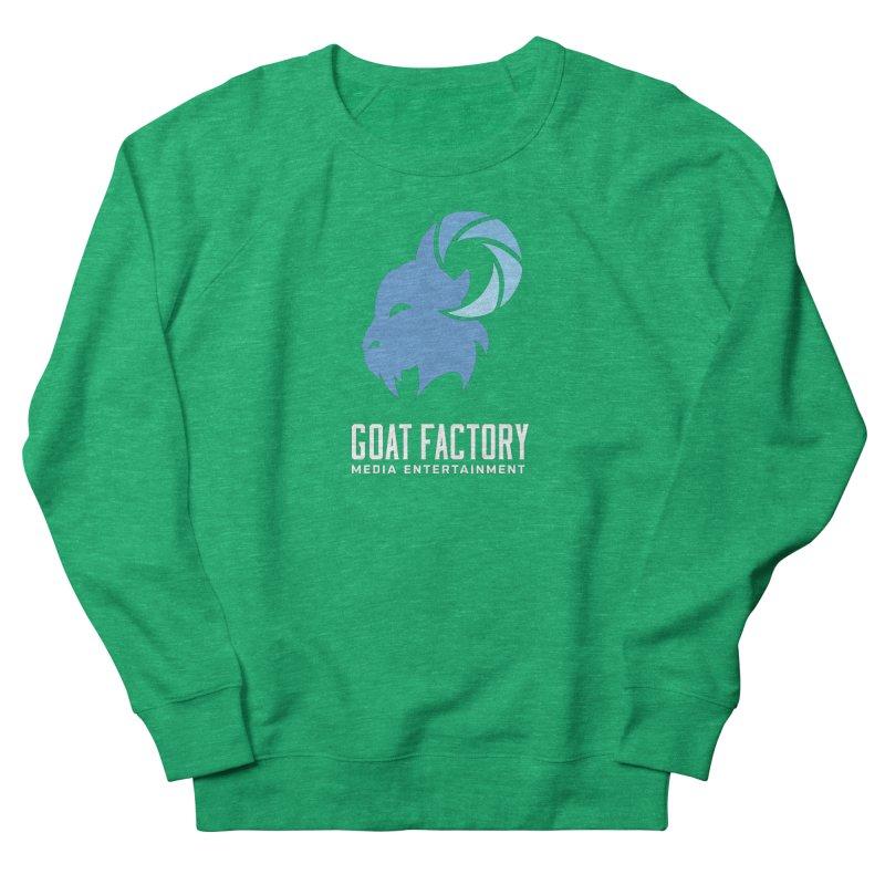 The New Goat Women's Sweatshirt by GFMEDIA - Goat Town Mall