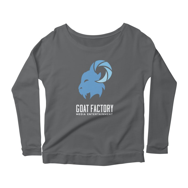 The New Goat Women's Longsleeve T-Shirt by GFMEDIA - Goat Town Mall
