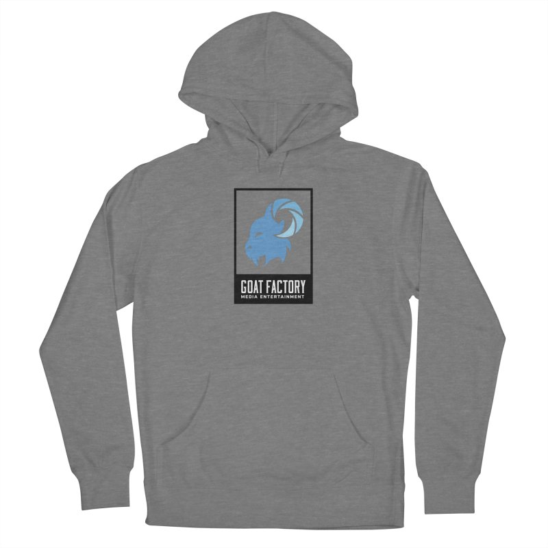 New Goat with boxing Women's Pullover Hoody by GFMEDIA - Goat Town Mall