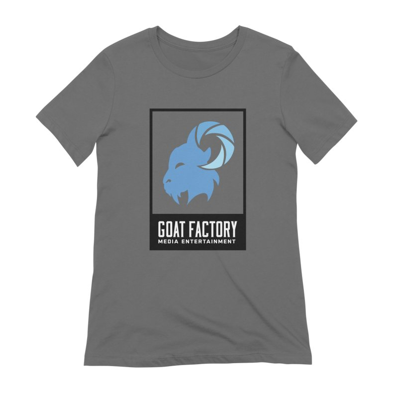 New Goat with boxing Women's T-Shirt by GFMEDIA - Goat Town Mall