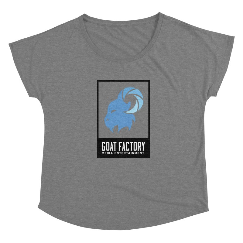 New Goat with boxing Women's Scoop Neck by GFMEDIA - Goat Town Mall