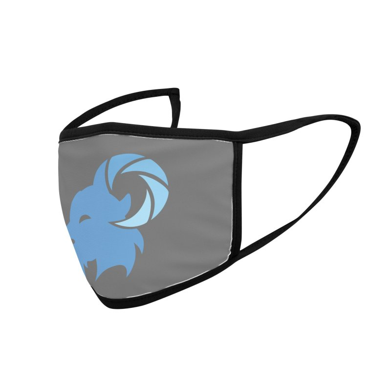 Just Ed Accessories Face Mask by GFMEDIA - Goat Town Mall