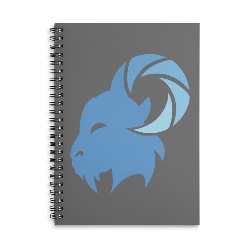 Just Ed Accessories Notebook by GFMEDIA - Goat Town Mall