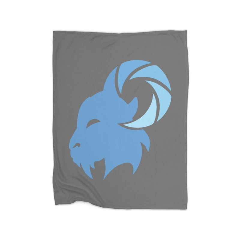 Just Ed Home Blanket by GFMEDIA - Goat Town Mall