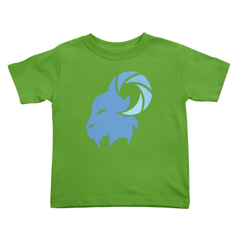 Just Ed Kids Toddler T-Shirt by GFMEDIA - Goat Town Mall