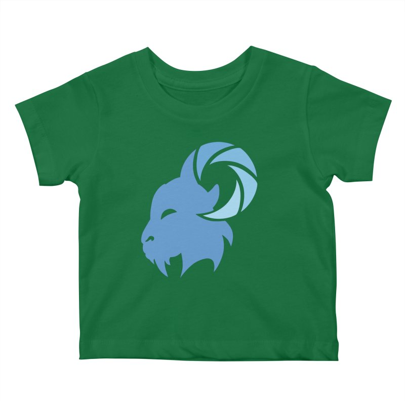 Just Ed Kids Baby T-Shirt by GFMEDIA - Goat Town Mall