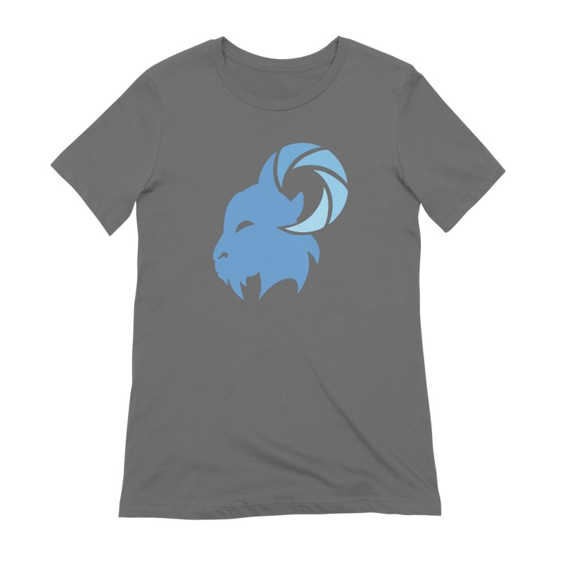Just Ed Women's T-Shirt by GFMEDIA - Goat Town Mall