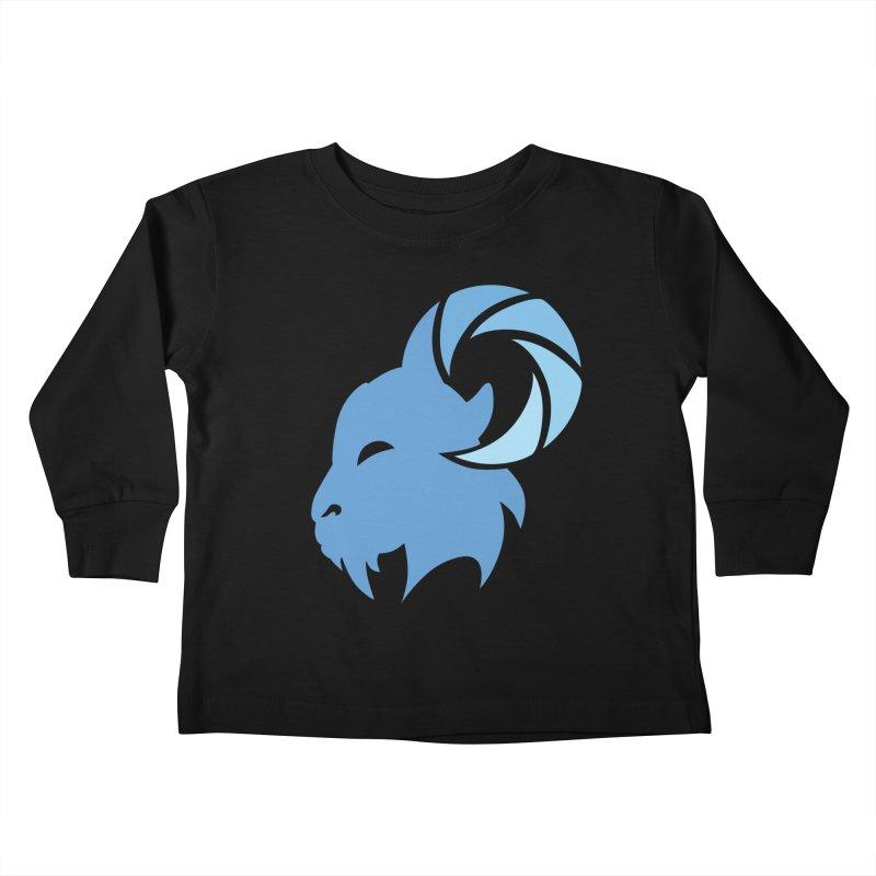 Just Ed Kids Toddler Longsleeve T-Shirt by GFMEDIA - Goat Town Mall