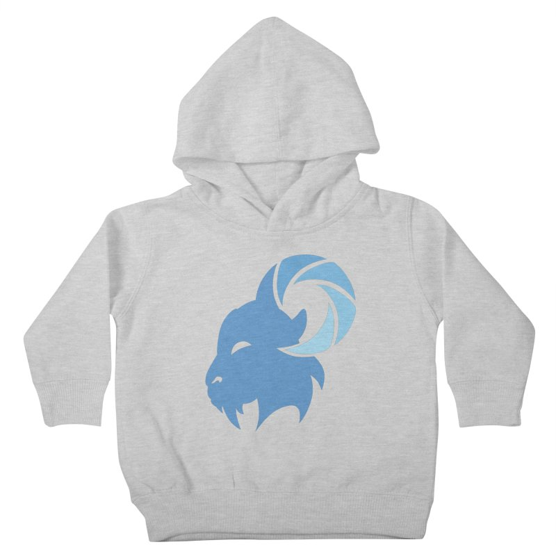 Just Ed Kids Toddler Pullover Hoody by GFMEDIA - Goat Town Mall