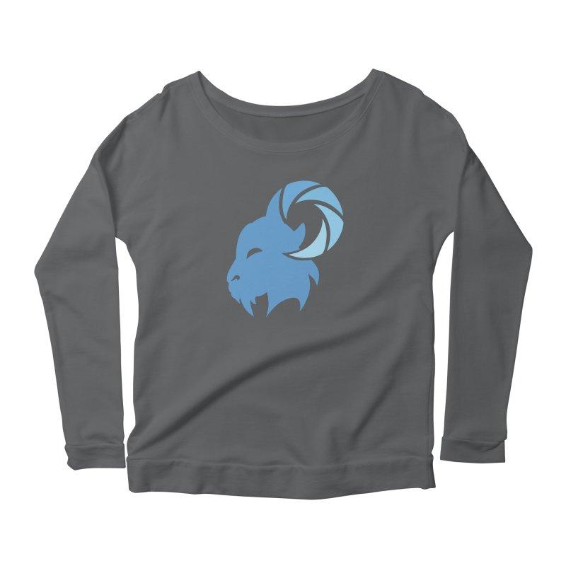Just Ed Women's Longsleeve T-Shirt by GFMEDIA - Goat Town Mall