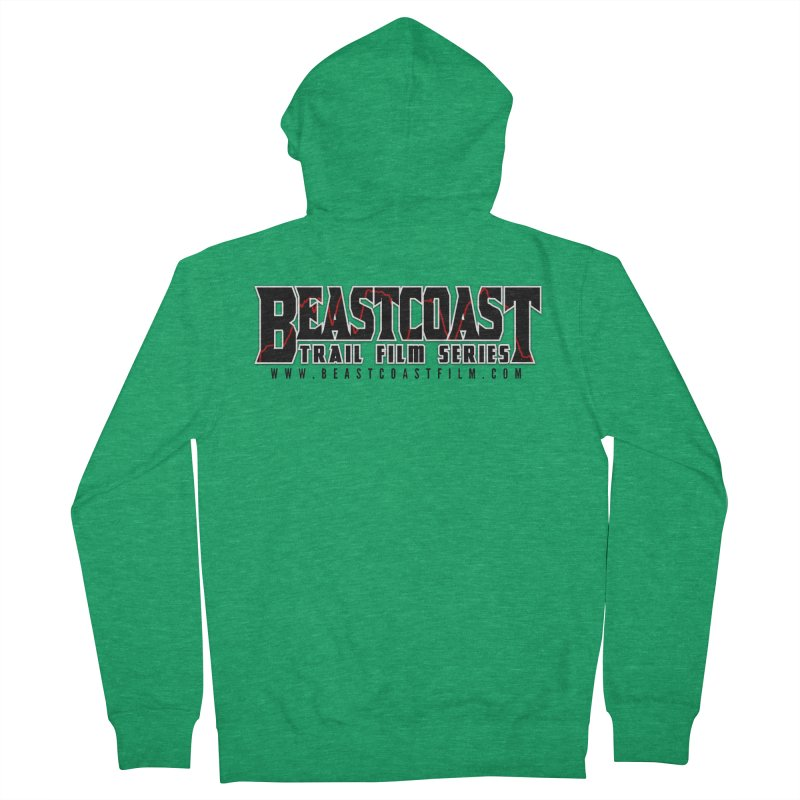 BeastCoast with Site Women's Zip-Up Hoody by GFMEDIA - Goat Town Mall