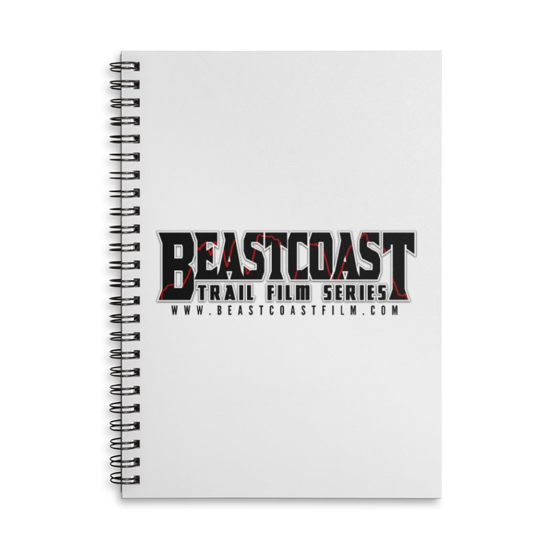 BeastCoast with Site Accessories Notebook by GFMEDIA - Goat Town Mall