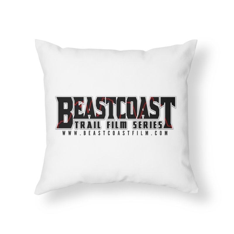 BeastCoast with Site Home Throw Pillow by GFMEDIA - Goat Town Mall