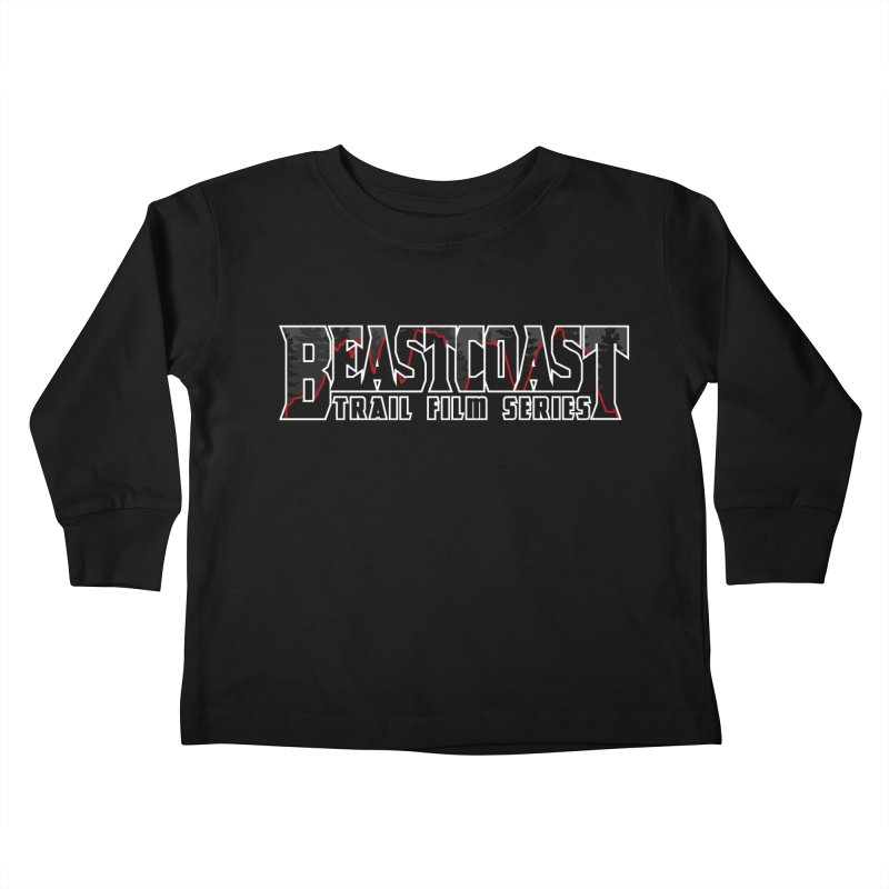 BeastCoast Film Kids Toddler Longsleeve T-Shirt by GFMEDIA - Goat Town Mall